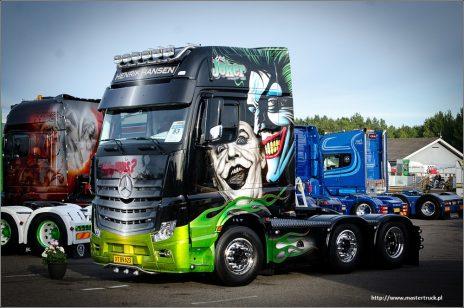 Międzynarodowy Zlot Ciężarowych Pojazdów Tuningowych
