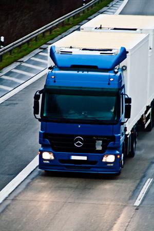 Transport ciężarowy nie jest transportem ciężarowym
