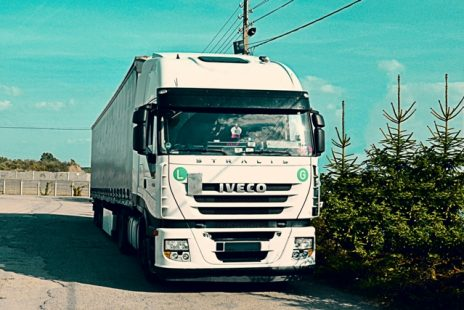 Metody transportu drewna
